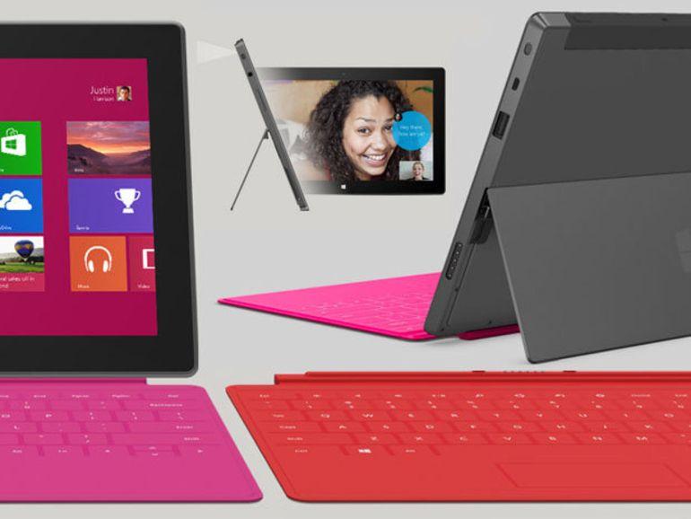 Microsoft Surface RT : le test utilisateur
