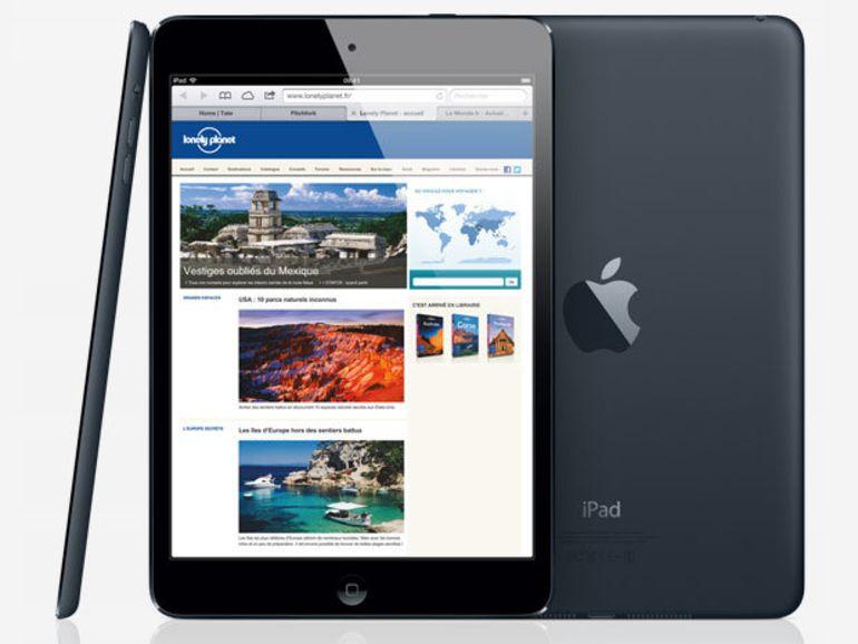 L'iPad Mini se vendrait mieux que l'iPad Retina