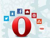 Opera 12.10 met en avant ses extensions, Mountain Lion et Windows 8