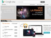 Google Music débarque en France en même temps que la tablette Nexus 10