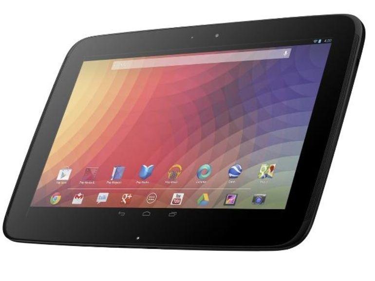 Google Nexus 10 : le test