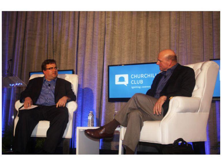 Steve Ballmer de Microsoft : iOS est trop cher et Android trop sauvage