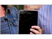 Crash test en vidéo : la Nexus 7 est-elle