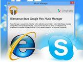Google Music, Internet Explorer 10, Skype... vos mises à jour hebdo
