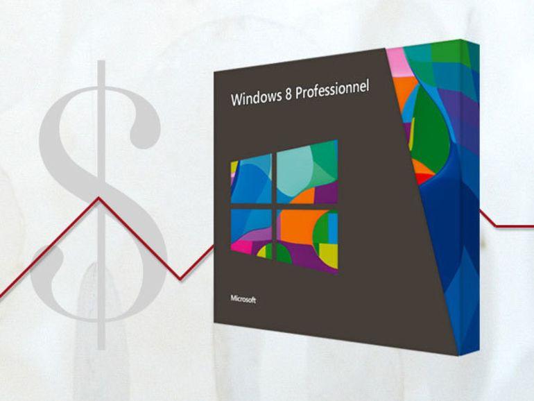 Windows 8 : des chiffres de vente décevants pour Microsoft ?