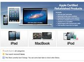 Apple aurait ouvert une boutique eBay de matériel reconditionné