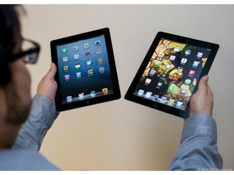 Promo Noël : iPad 4G Retina à 449 € au lieu de 509 € jusqu'à vendredi avec le code FFDEC2012