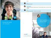 Skype mis à jour pour Android et Windows 8