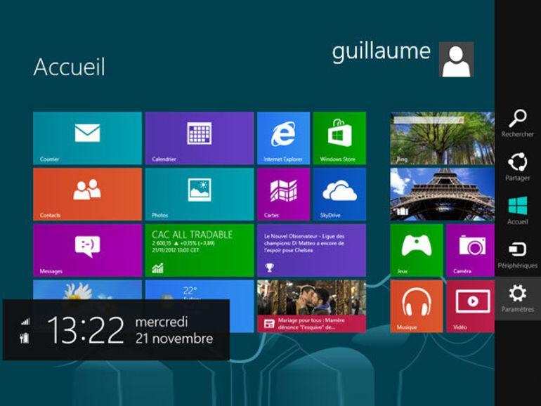 Microsoft raconte l'histoire de la création de Windows 8