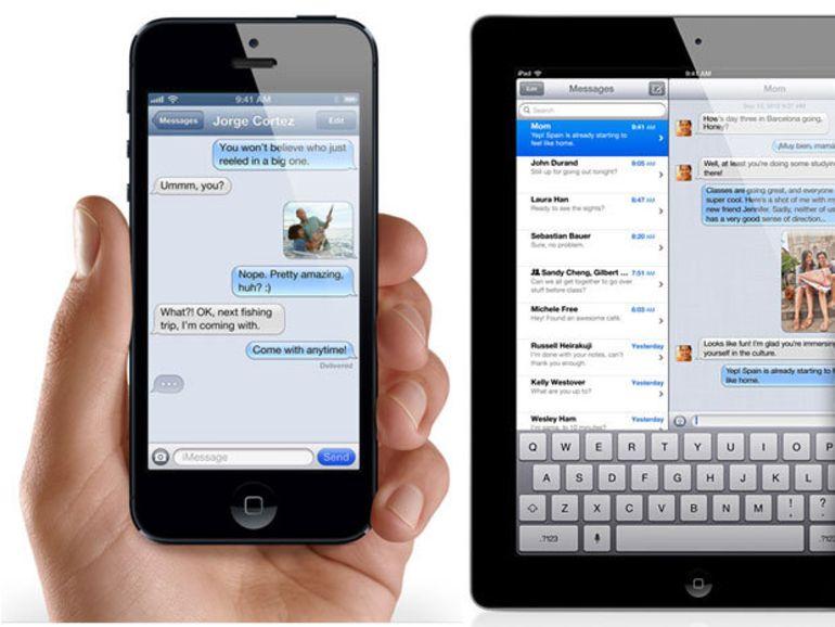 iOS 6 corrige un bug important d'iMessage
