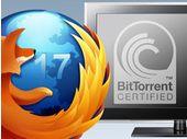 Firefox 17, P2P sur TV et Android... vos mises à jour hebdo