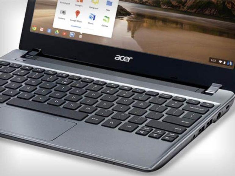 Google sur le point de lancer un Chromebook à écran tactile ?