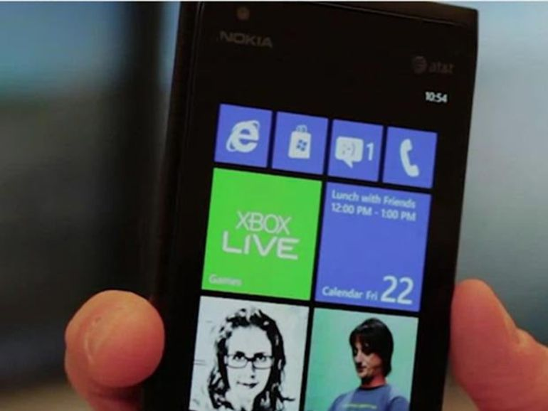 Windows Phone 7.8 débarquerait mercredi