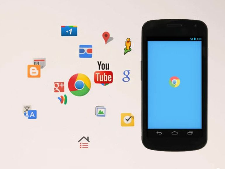 Google Chrome mis à jour sur iOS et Android
