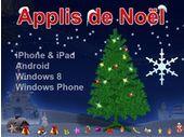 Les applications pour attendre Noël... vos mises à jour hebdo