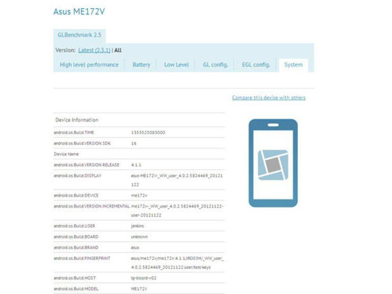 Asus : la rumeur d'une tablette Nexus à 99 dollars refait surface