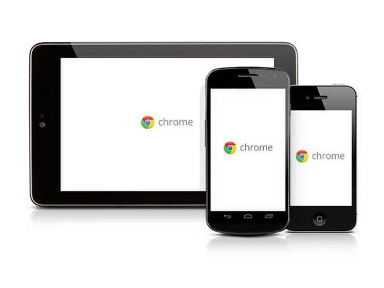 Navigateurs mobiles : léger frémissement pour Chrome