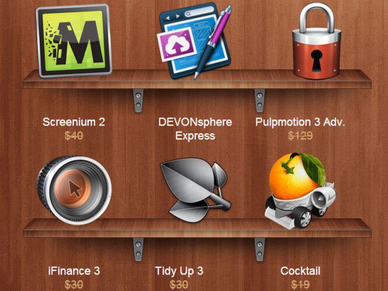 Bon plan : packs de logiciels Mac