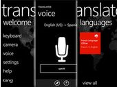 Bing Translator pour Windows Phone : réalité augmentée, voix et traduction hors ligne