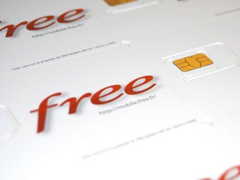 Free Mobile : SMS illimités et 2 heures de communication pour le forfait à 2 euros