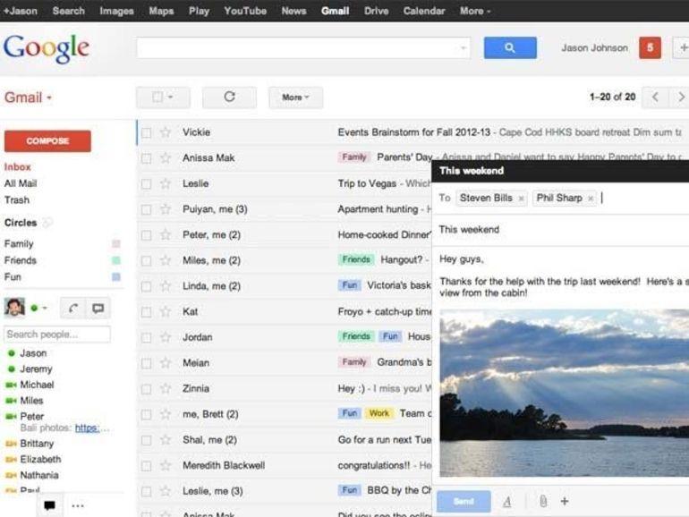 Gmail : 3 nouvelles fonctions sorties des Labs