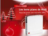 SFR : moitié prix sur le forfait RED 2h et des offres de remboursement pour Noël