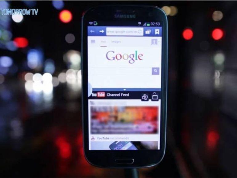 Le Samsung Galaxy S3 aura droit à une Suite Premium