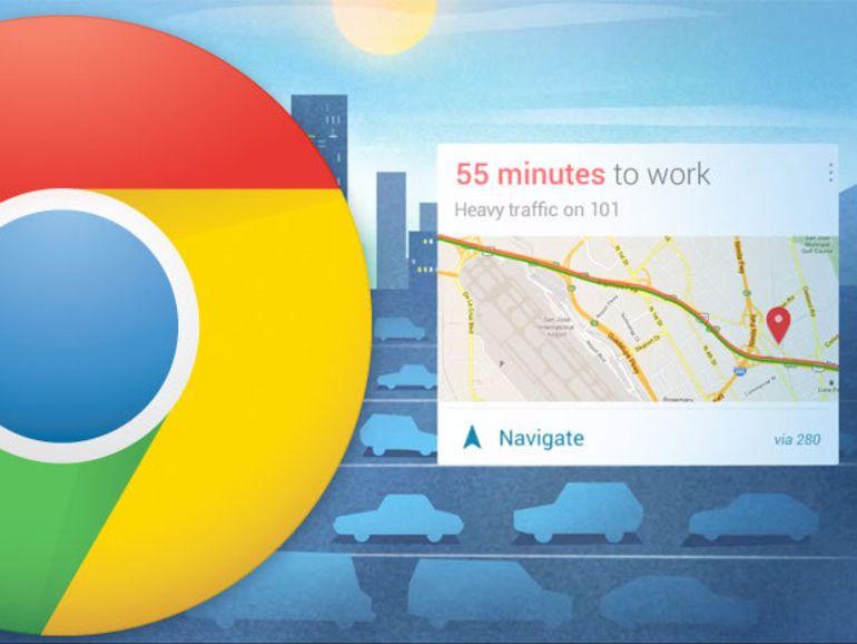 Google Now, l'assistant personnel bientôt dans le navigateur Chrome ?