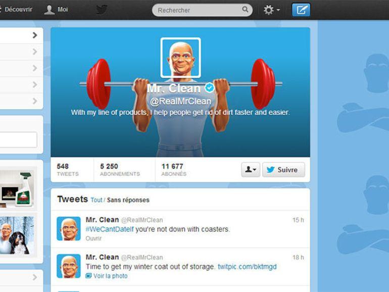 Twitter : un nouveau profil pour tous