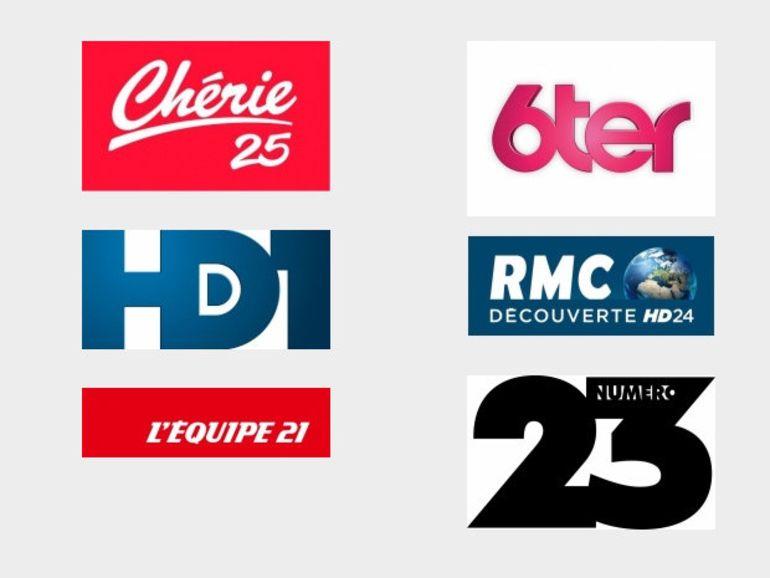 6 nouvelles chaînes TNT HD mais pas pour tout le monde
