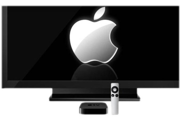 La TV selon Apple en phase de test