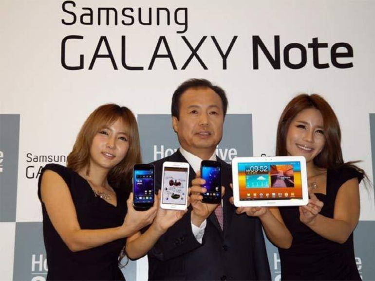 Un Galaxy Note 3 avec un écran 6 pouces en préparation chez Samsung ?