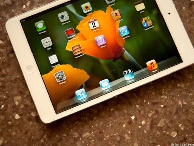 Le prochain iPad mini doté d'un écran Retina ?