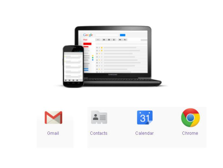 Google enterre Google Sync
