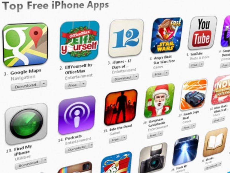 Google Maps pour iOS téléchargé plus de 10 millions de fois en 48 heures