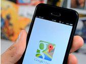 Google Maps déconnecte les cartes et connecte Uber