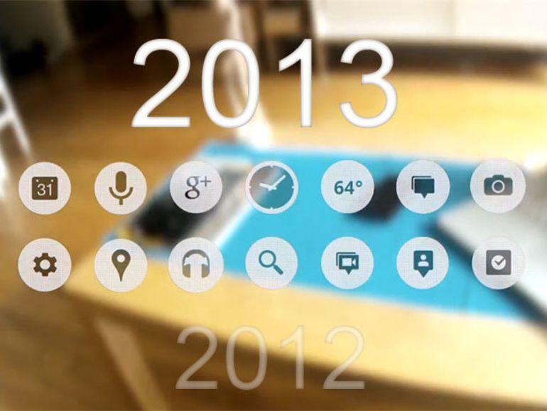 Logiciel et applications : tendances 2013