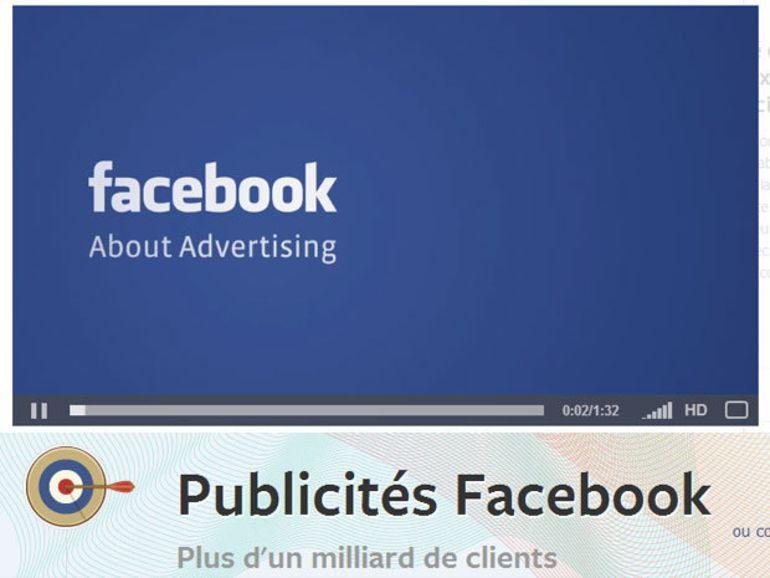 Les publicités vidéo arrivent sur Facebook