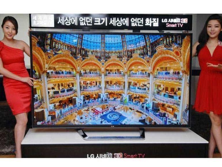 LG commercialise son écran 84 pouces Ultra HD en France