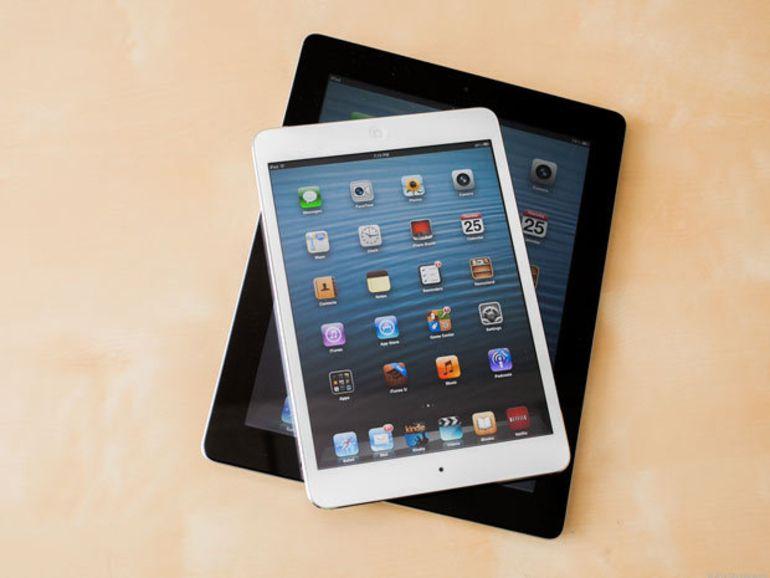 L'iPad 5 disponible dès mars 2013 ?