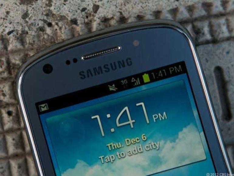 Samsung vise un demi-milliard de téléphones vendus en 2013