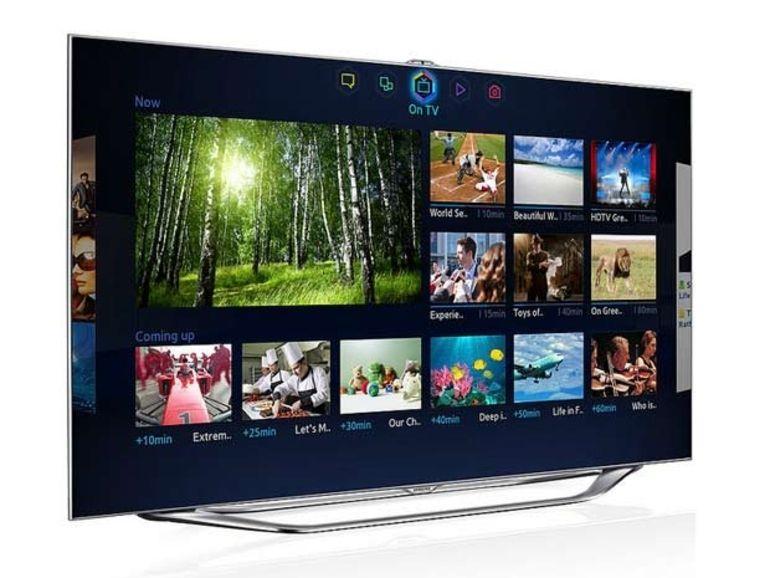 CES 2013 : Samsung montre un peu du nouveau Smart Hub pour sa Smart TV