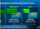 MWC 2012 : Intel dévoile ses nouveaux processeurs Atom pour smartphones
