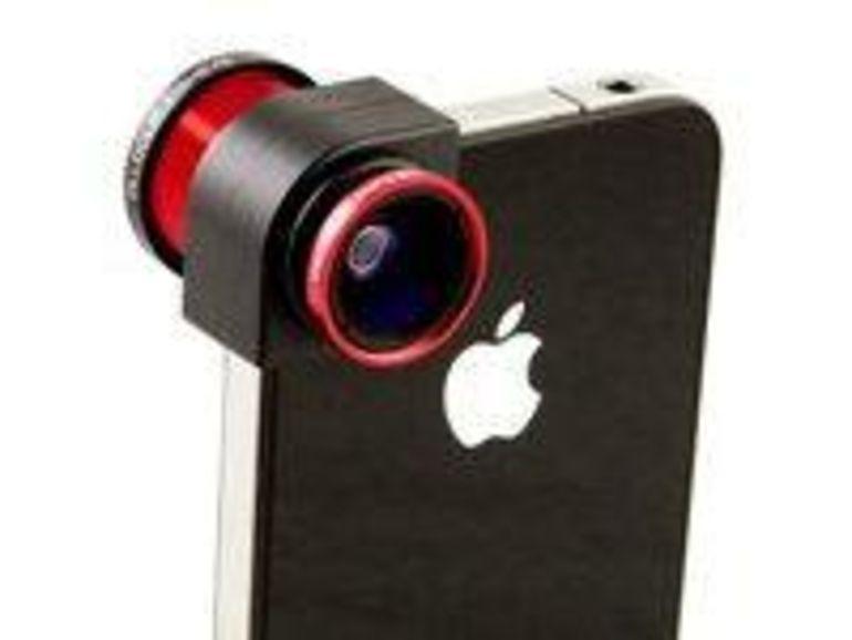 OlloClip : objectif 3 en 1 pour iPhone