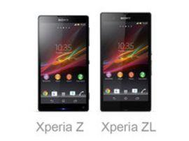 Des images officielles des Sony Xperia Z « Yuga » et ZL « Odin »