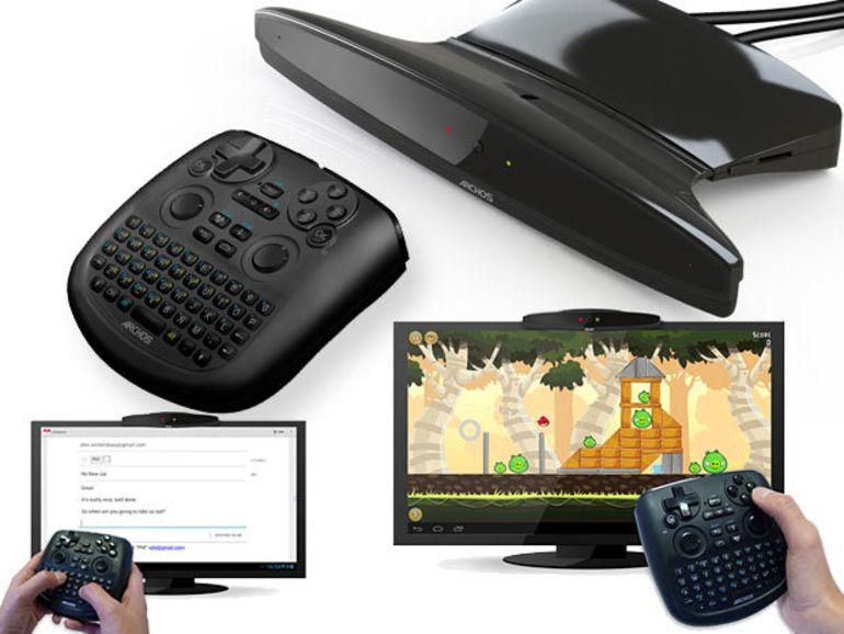 CES 2013 : Archos présente son boitier Archos TV Connect