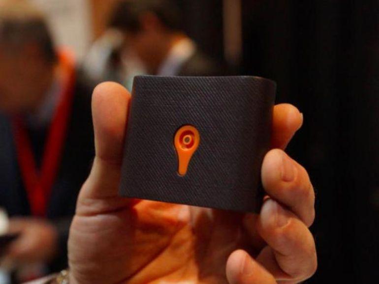 CES 2013 : le TrackDot localise votre valise en cas de perte