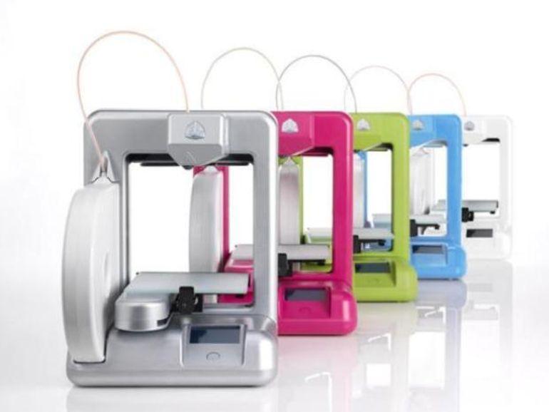 CES 2013 : la Cube 3D 2, l'imprimante 3D arrivée à maturité