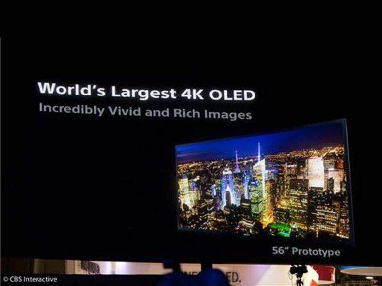CES 2013 : Sony dévoile le Xperia Z et des TV Ultra HD plus abordables