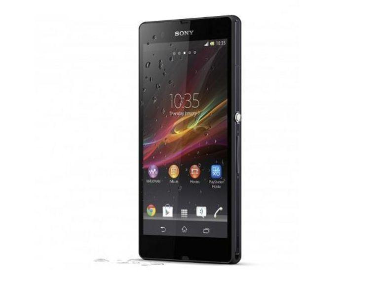 Sony Xperia Z, prix et date de sortie pour la France